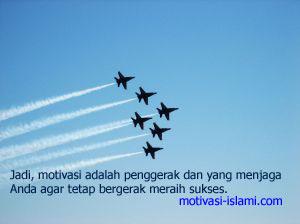 Motivasi Adalah Faktor Sukses Yang Penting