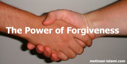 The Power of Forgiveness: Mengurangi Beban Hidup