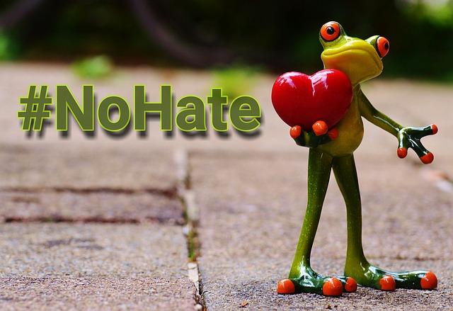 tidak ada kebencian